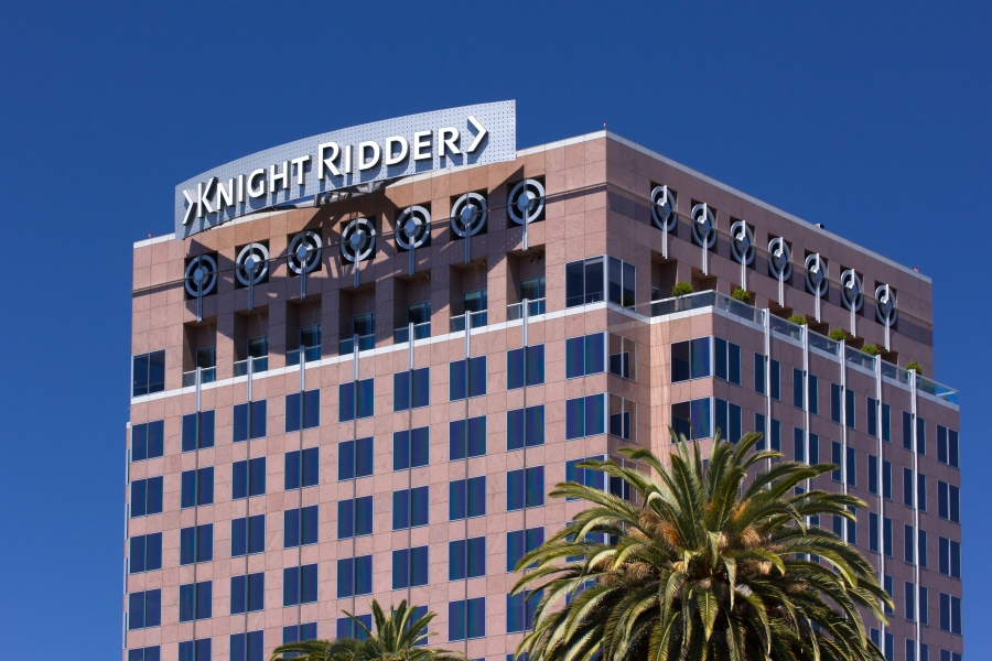 Knight Ridder building